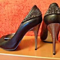 Туфли Еlche collection кожа р 36-37, в Гатчине