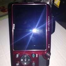 Фотоаппарат Никон Coolpix L810 красный, в Лобне