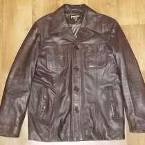Продам кожаную куртку, в Сочи