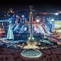 Новый год в Киеве, в г.Минск