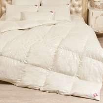 Пуховое одеяло Камелия 140х205 теплое, в Москве