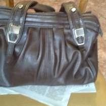 Женская сумка кожаная, в г.Семей