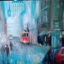 Картины маслом, в Москве