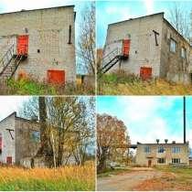 Продается 2-х этажное складское здание в аг. Негорелое 41 км, в Дзержинске
