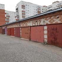 Капитальный гараж с погребом, в г.Томск