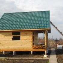 Строительство дома из бруса, в Екатеринбурге