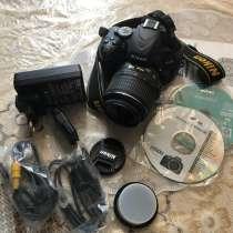 Отличный фотоаппарат Nikon d5100 Kit 18-55 mm, в г.Санкт-Петербург