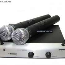 Микрофон SHURE UT42/SM58 радиосистема. SHURE UT42/SM58, в г.Москва