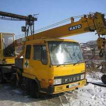 Услуги Автокрана 5 тонн, 25 тонн., в Екатеринбурге