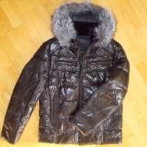 кожаную куртку пуховик бекфиллер тепла, в г.Кемерово