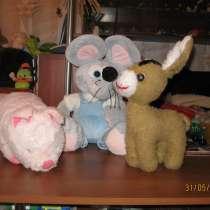 Детские мягкие игрушки, в Москве
