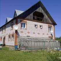 Продам кирпичный большой дом в деревне, в Владимире