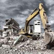Демонтаж зданий и помещений любой сложности, в Набережных Челнах