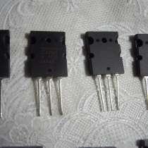 Мощные выходные транзисторы - Япония, в Челябинске