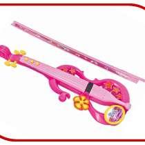 Детский музыкальный инструмент Simba скрипка My Music World Girls 6836645, в Москве