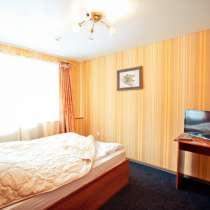 Комфортная гостиница Барнаула с чистыми апартаментами, в Новосибирске