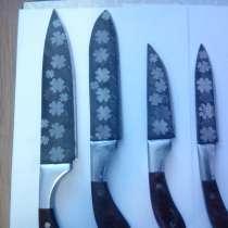Продается подарочный набор кухоных ножей(клеверная поляна), в Феодосии