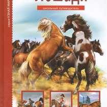 «Лошади. Школьный путеводитель». С. Ю. Афонькин, в г.Москва