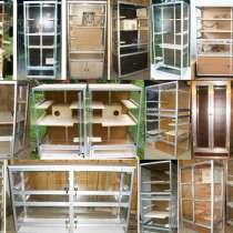 Клетка витрина для шиншилл, дегу, других грызунов, в Москве