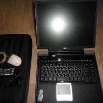 ноутбук TOSHIBA Satellite A10 с Блоком питания + Сумка+ Мышк, в Москве