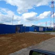Производственно техническая база Домодедово, в г.Домодедово