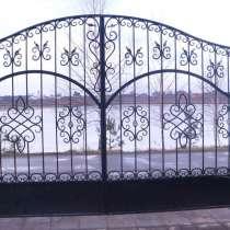 Ворота металлические, в Смоленске