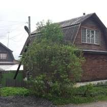 Садовый участок с 2-х эт. домом, в г.Екатеринбург