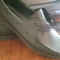 Туфли мужские кожаные, в Королёве