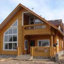 Cтроительство деревянных домов, в Москве
