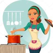 В столовую требуется повар (женщина), 6 мкр 25 - 40 лет, в г.Бишкек