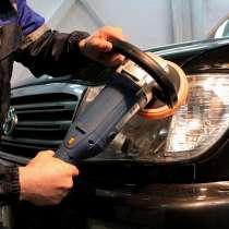 Полировка автомобиля, Предпродажная подготовка, в Череповце
