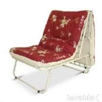 """Кресло-кровать-раскладушка. Кресло-кровать""""КРК"""", в Краснодаре"""