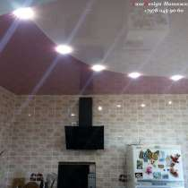 Комбинированные натяжные потолки, в Симферополе