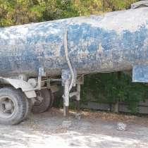 Бочка для перевозки цемента, в Ульяновске