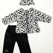 Верхняя и шерстяная одежда дев 4-6 лет. Куртки, брюки, шубки, в Москве