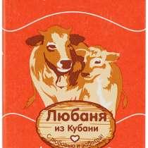 Молоко Любаня из Кубани с кр, в Мытищи