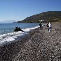 12 га на берегу моря ЮБК, в Судаке
