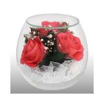 Розовые розы, в Москве