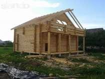 Строительство домов, бань, коттеджей и др. построек, в Иркутске