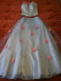 Продам платье (юбка+ топ), в Омске