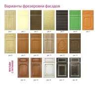 Кухонные фасады под заказ, в Оренбурге