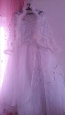 Продаю свадебное платье р.52-56, в Кирове