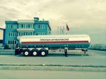 Газовая цистерна DOGAN YILDIZ 60 м3, в Томске