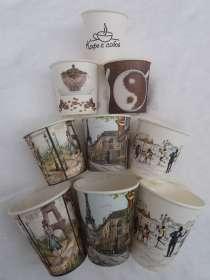 Бумажные одноразовые стаканы- производство, в г.Николаев