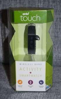Фитнес-браслет STRIIV Touch Black (STRV01-004-OA), в Воронеже