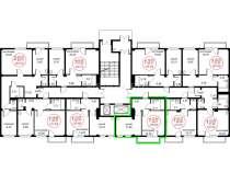 Продам 1-ком квартиру в ЖК Тихие кварталы, д.3.1, в Красноярске