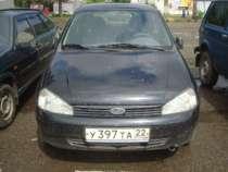 автомобиль ВАЗ 1119 Калина, в Барнауле
