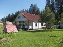 Дом 180 м с земельным участком 12.5 соток в п. Меньково, в Гатчине