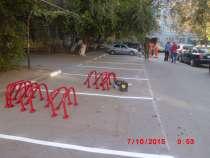 Парковочные барьеры, в Ростове-на-Дону