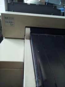 Ч/б б/у струйный принтер HP DeskJet 520, в Санкт-Петербурге